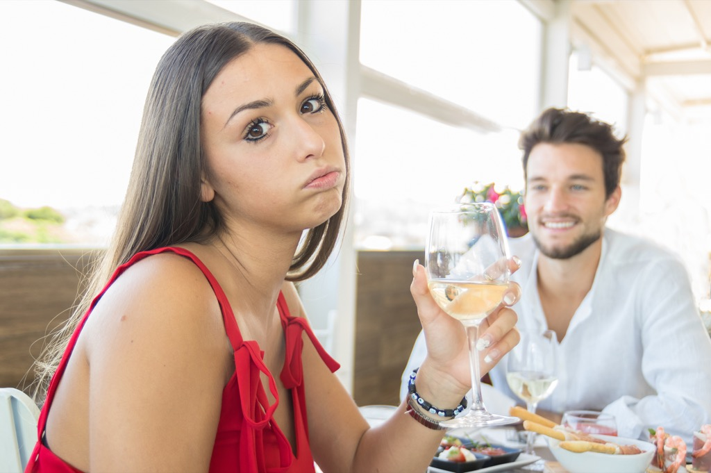 Man and Woman Speed Dating Random Facts