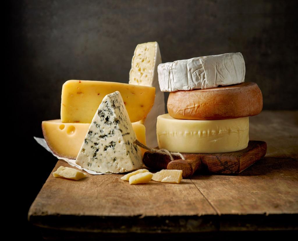 Cheese Wordplay Jokes