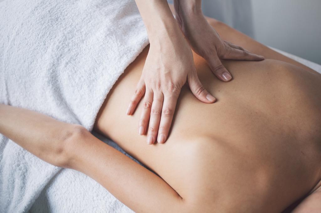 Massage self-care tips