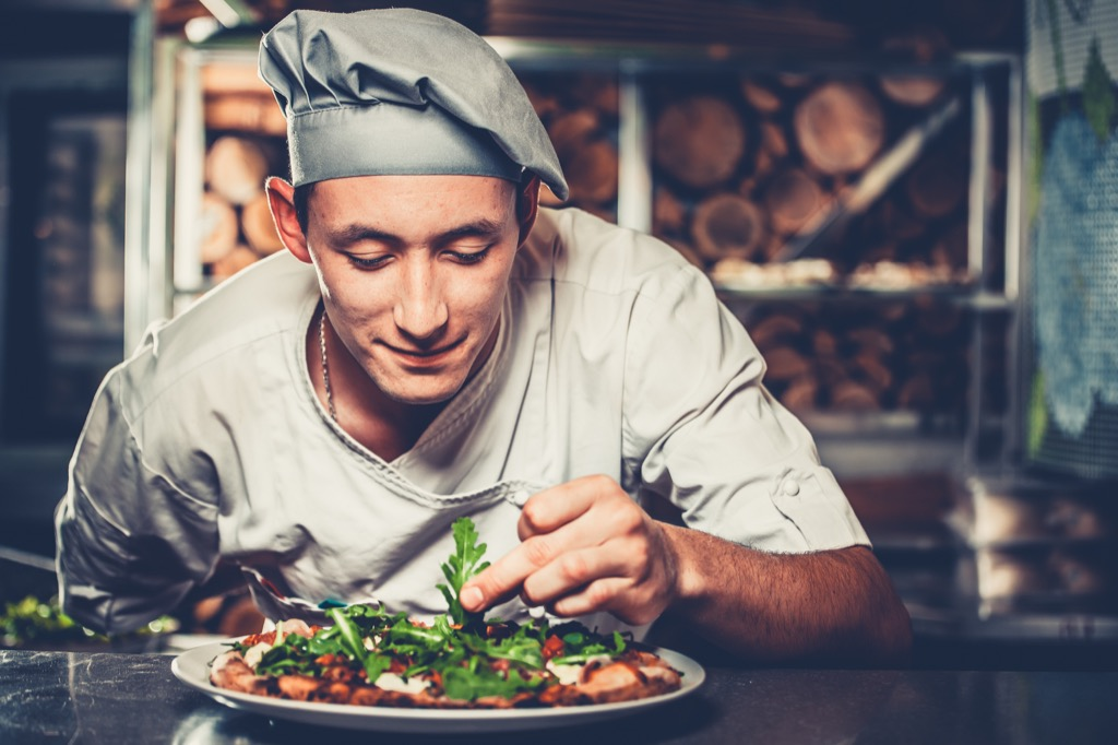 chef secrets, What You Should Do At a Fancy Restaurant