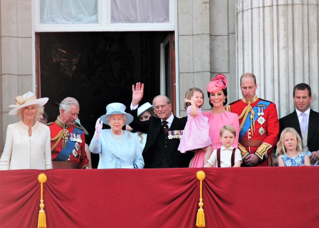 kate middleton princess charlotte the queen prince charles, Young Royals Changing British Monarchy