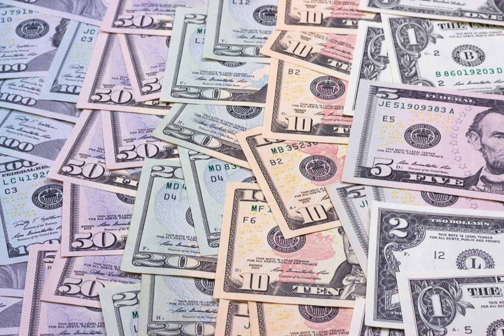 Crazy Facts About Dollar Bills