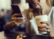 Woman holding smartphoneCrazy Facts You Never Knew About Your Smartphone