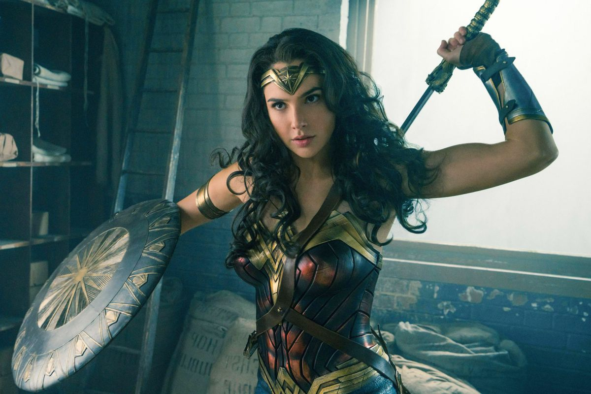 Wonder Woman movies on rotten tomatoes with the highest ratings
