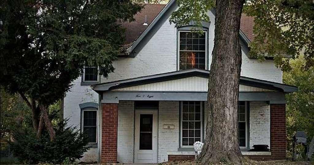 Sallie House, haunted house in Kansas
