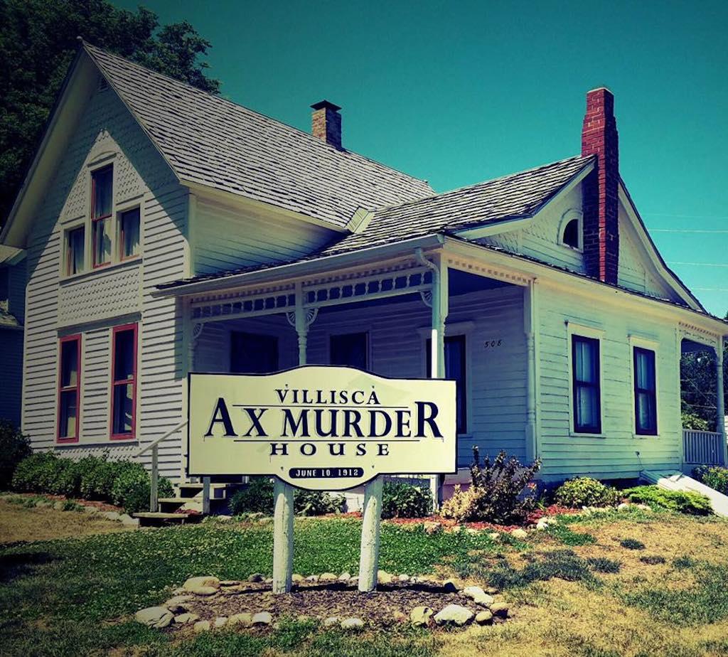 villisca axe murder house in iowa