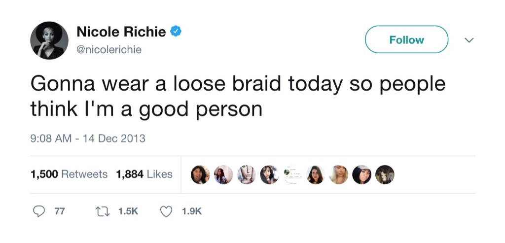 Nicole Richie Funniest Parenting Tweets