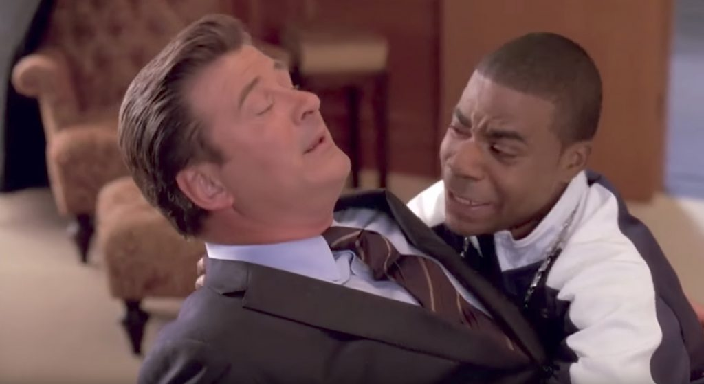 30 Rock Tracy Jordan and Jack Doneghy Therapy Funniest Sitcom Jokes