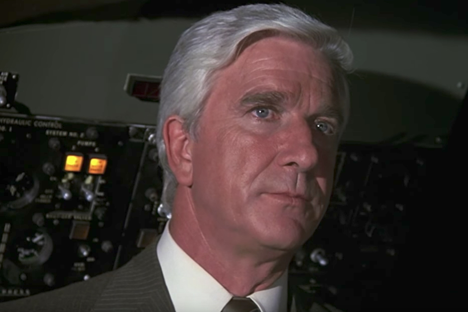 Airplane funny movie quotes