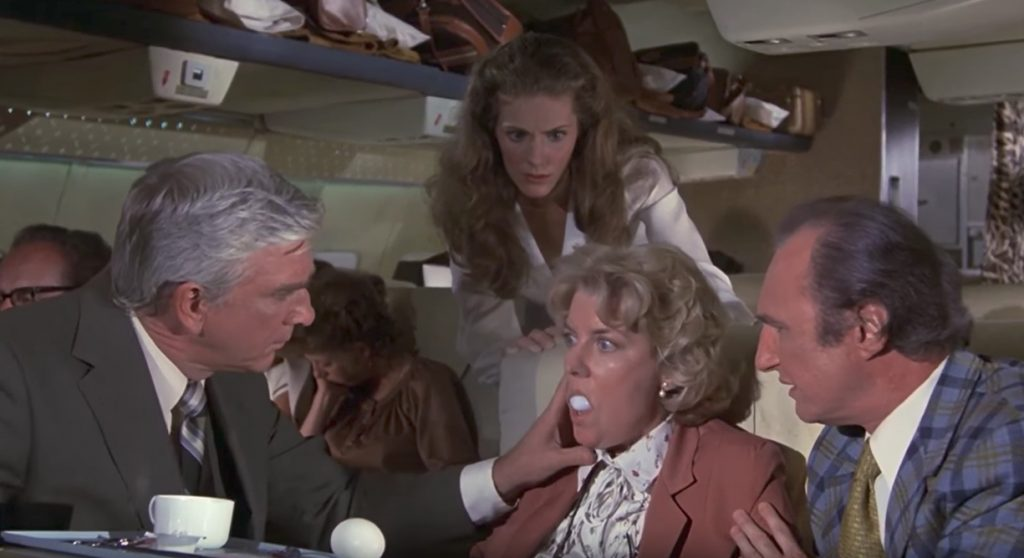 Dr. Rumack Airplane, funniest movie characters