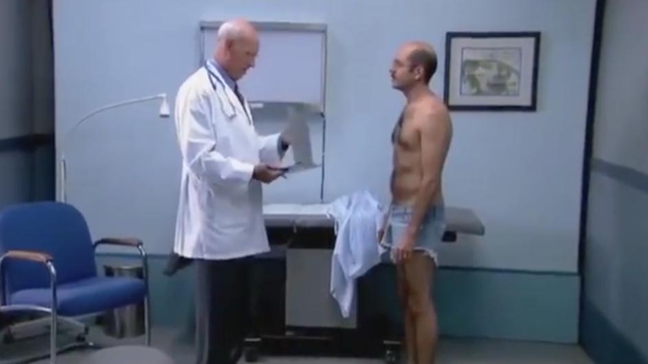 Arrested Development Tobias Funke Never Nude Funniest Sitcom Jokes