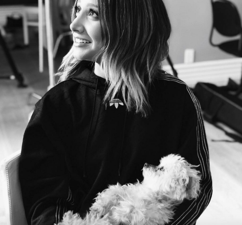 Ashley Tisdale celebrities who look like their pets