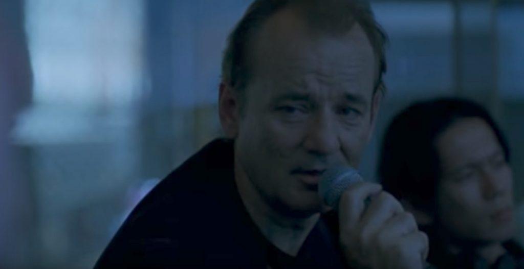 Bill Murray Sings Karaoke