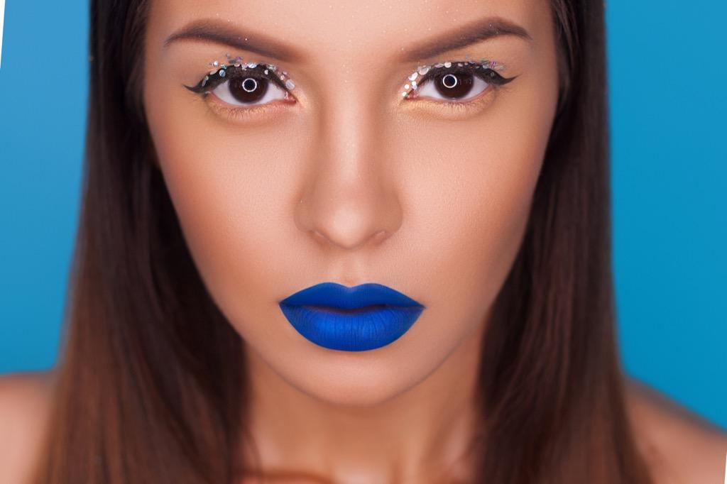 Blue skin circulation issue