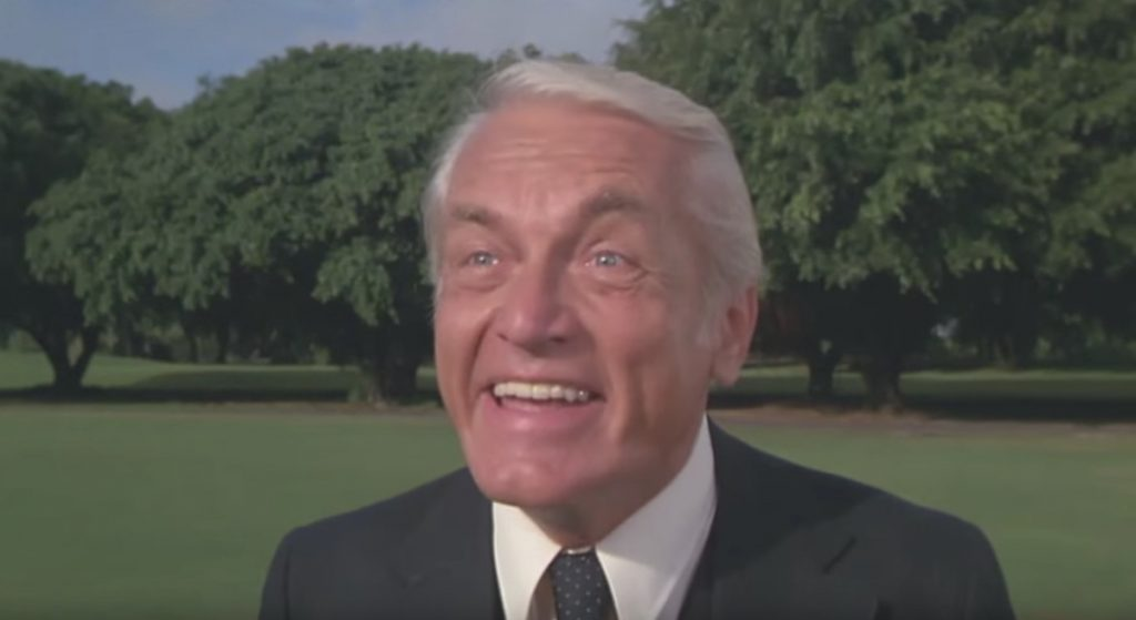 Caddyshack Judge Elihu Smails, funniest movie characters