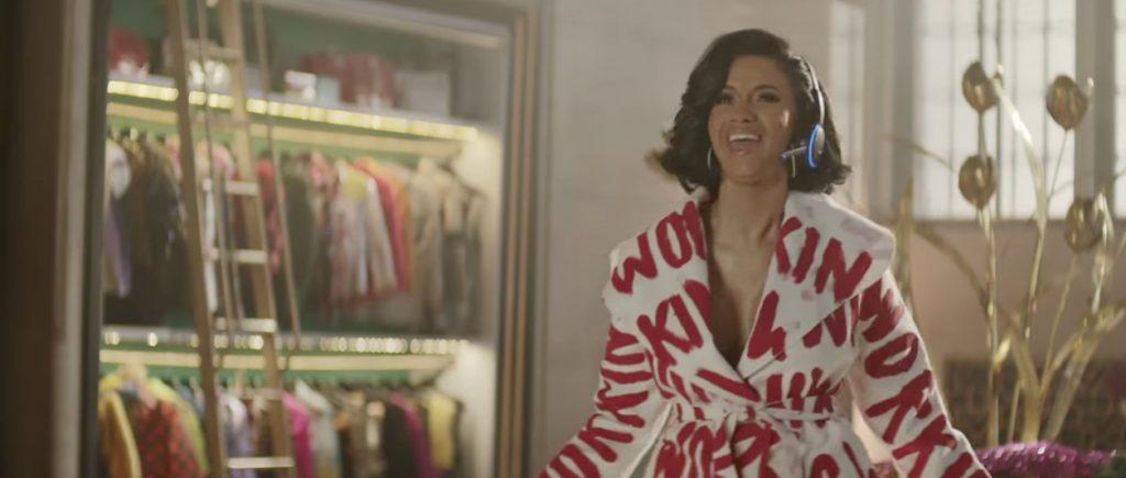 Cardi B Alexa Celebrity Commercials
