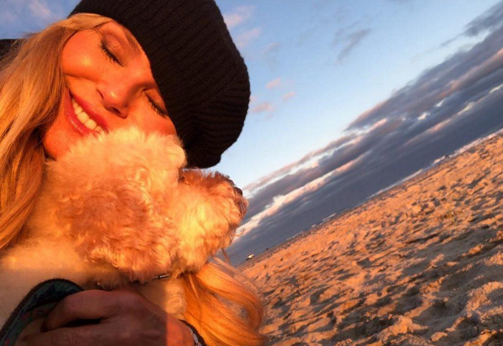 Christie Brinkley celebrities who look like their pets