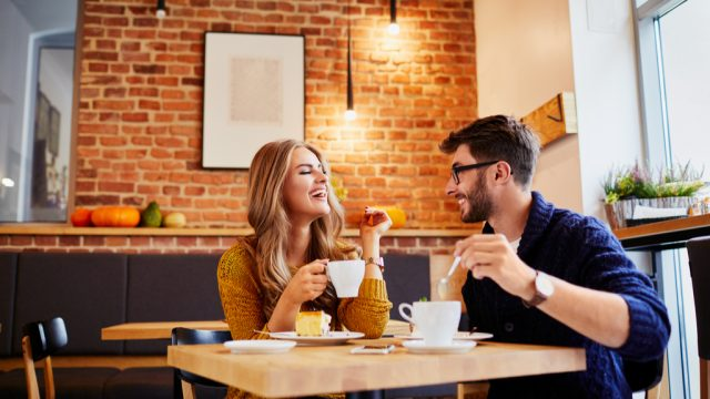Coffee Date- first date nerves first date jitters