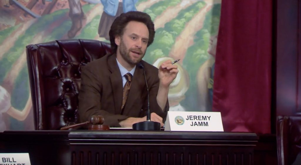 Councilman Jamm Funniest Jokes From Parks and Recreation