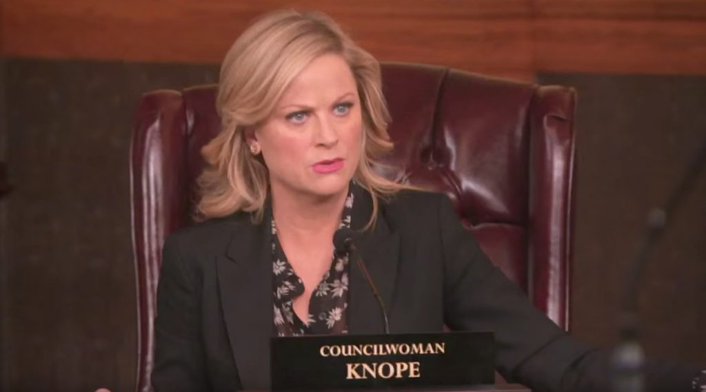 Leslie Knope Funniest Jokes From Parks and Recreation