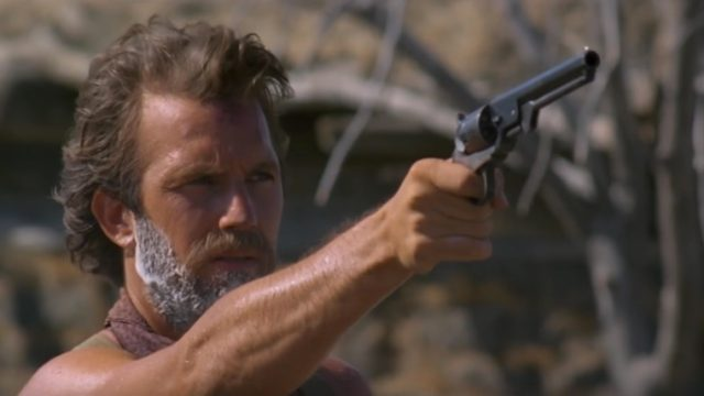 Kevin Costner Dances With Wolves