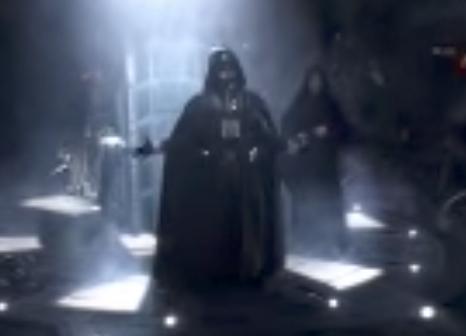 Revenge of the Sith Darth Vader Jokes in Non-Comedy Movies