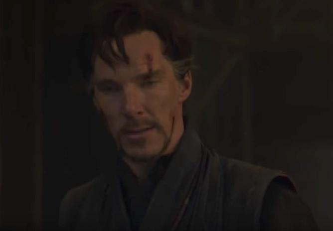 Doctor Strange Benedict Cumberbatch Jokes in Non-Comedy Movies