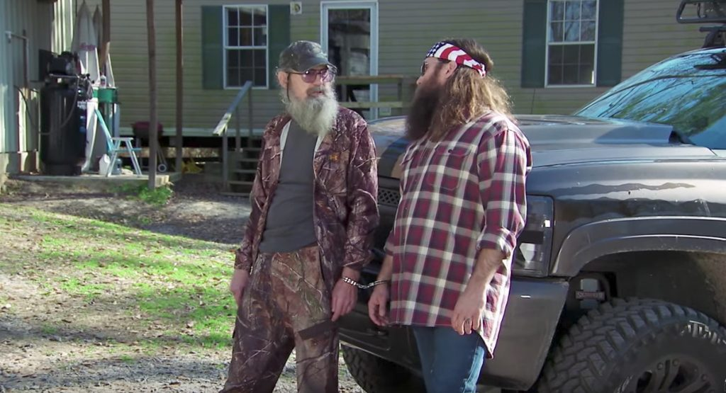Duck Dynasty Handcuffed Together Reality Show