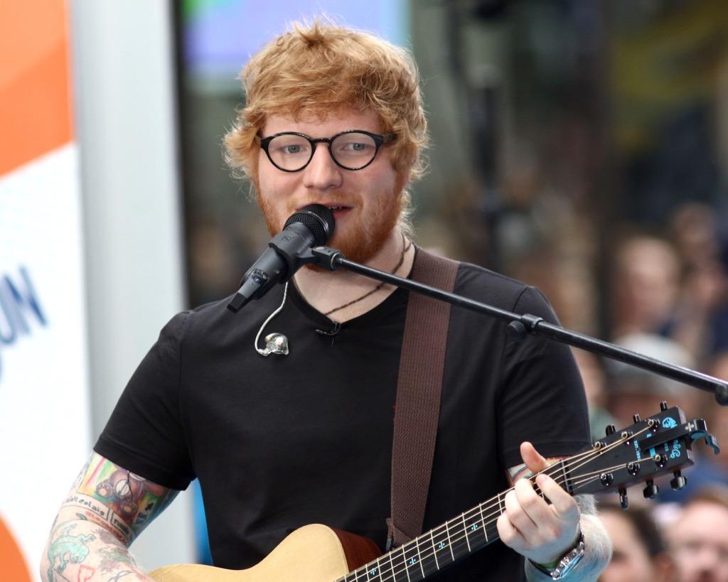 Ed Sheeran Royal Wedding