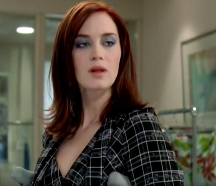 Emily Blunt The Devil Wears Prada funny movie quotes