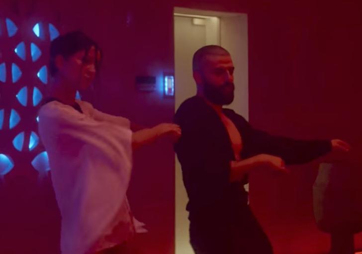 Ex Machina Disco Dancing Jokes in Non-Comedy Movies