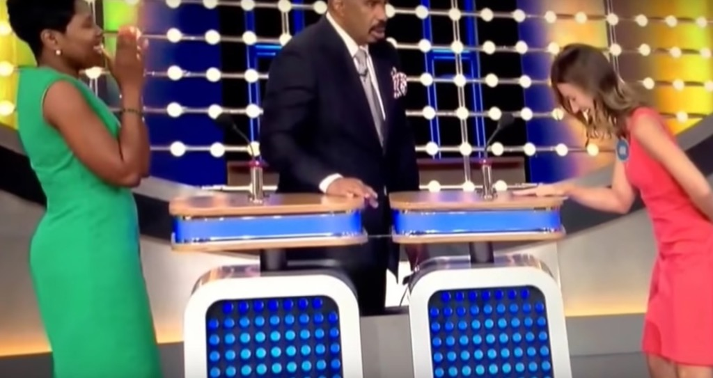 Steve Harvey shocked funny gameshow moments