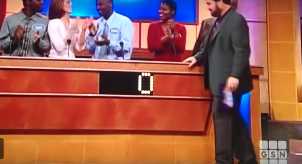 Family Feud funniest game show moments