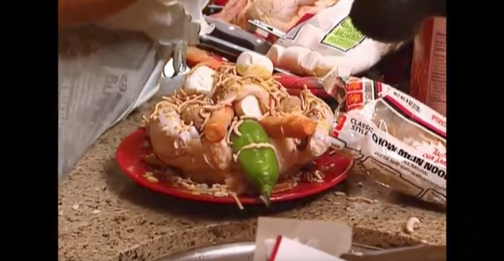 Flavor of Love Uncooked Chicken Reality Show