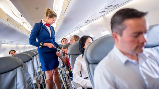 Flight atteandant
