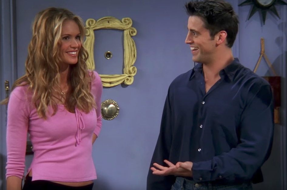 Hot Girl Moves in With Joey Funniest Jokes From Friends