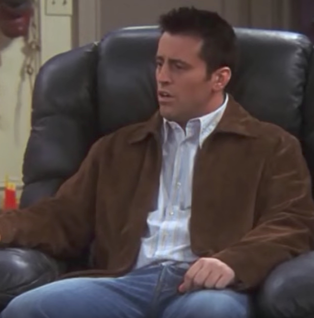 Friends Joey Confused Funniest Jokes From Friends