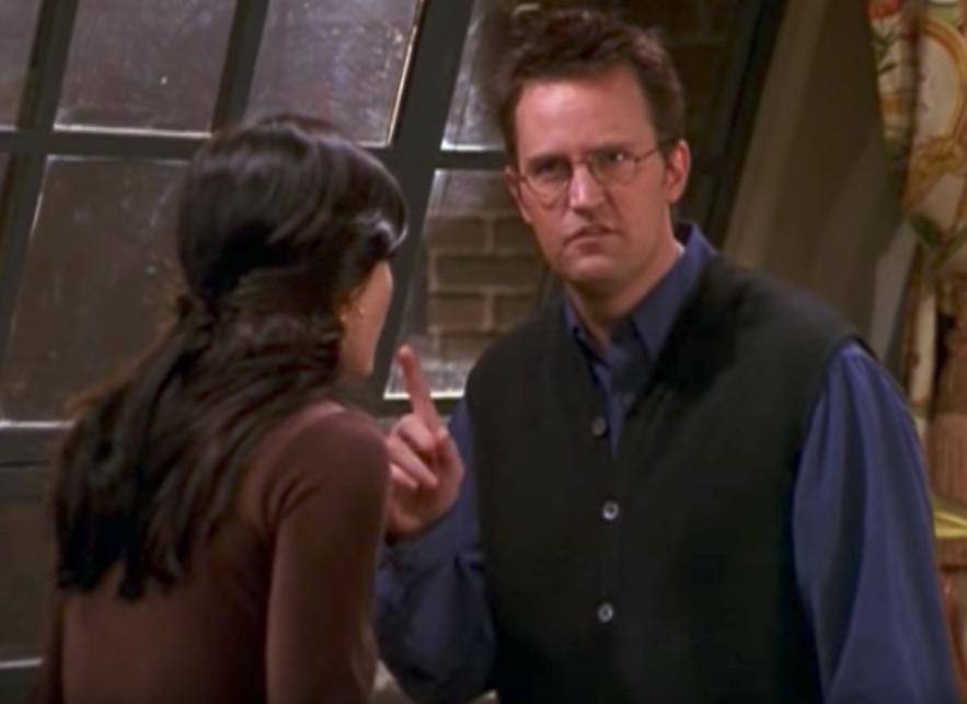 Monica and Chandler Funniest Jokes From Friends