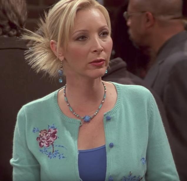 Phoebe Funniest Jokes From Friends