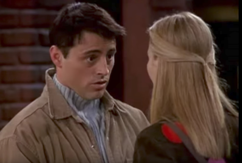 Phoebe and Joey Funniest Jokes From Friends