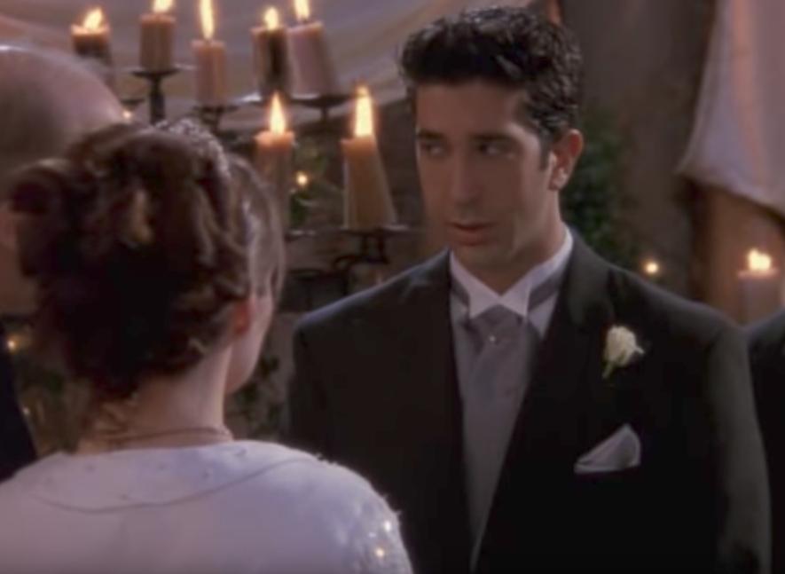 Ross Gets Married Funniest Jokes From Friends