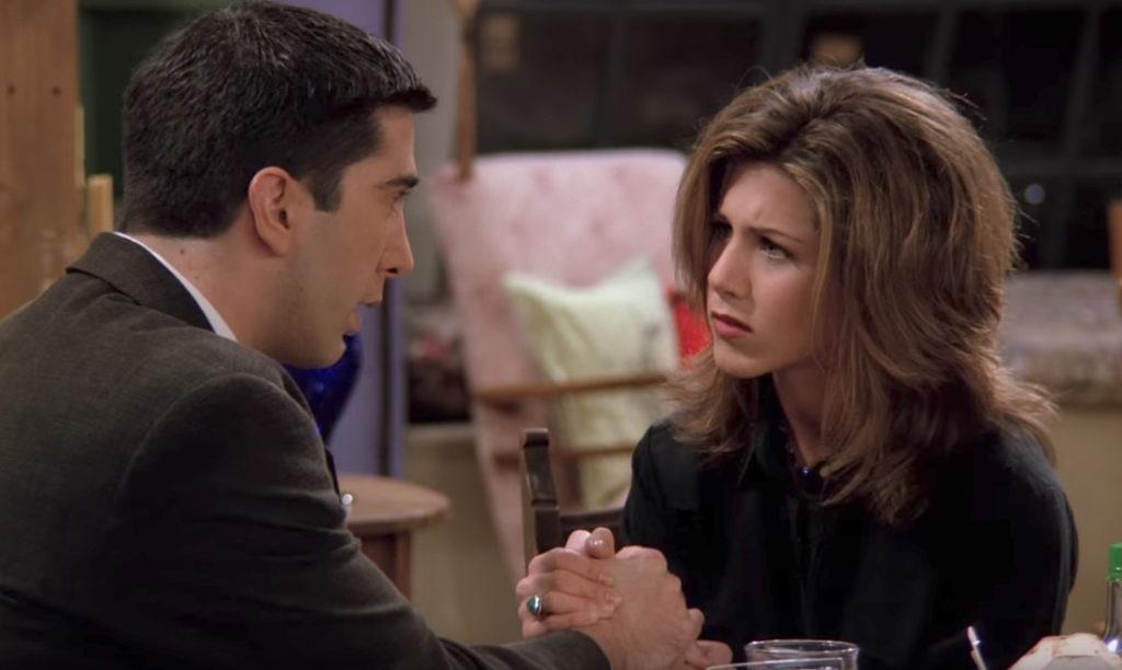 Friends Ross and Rachel Funniest Jokes From Friends