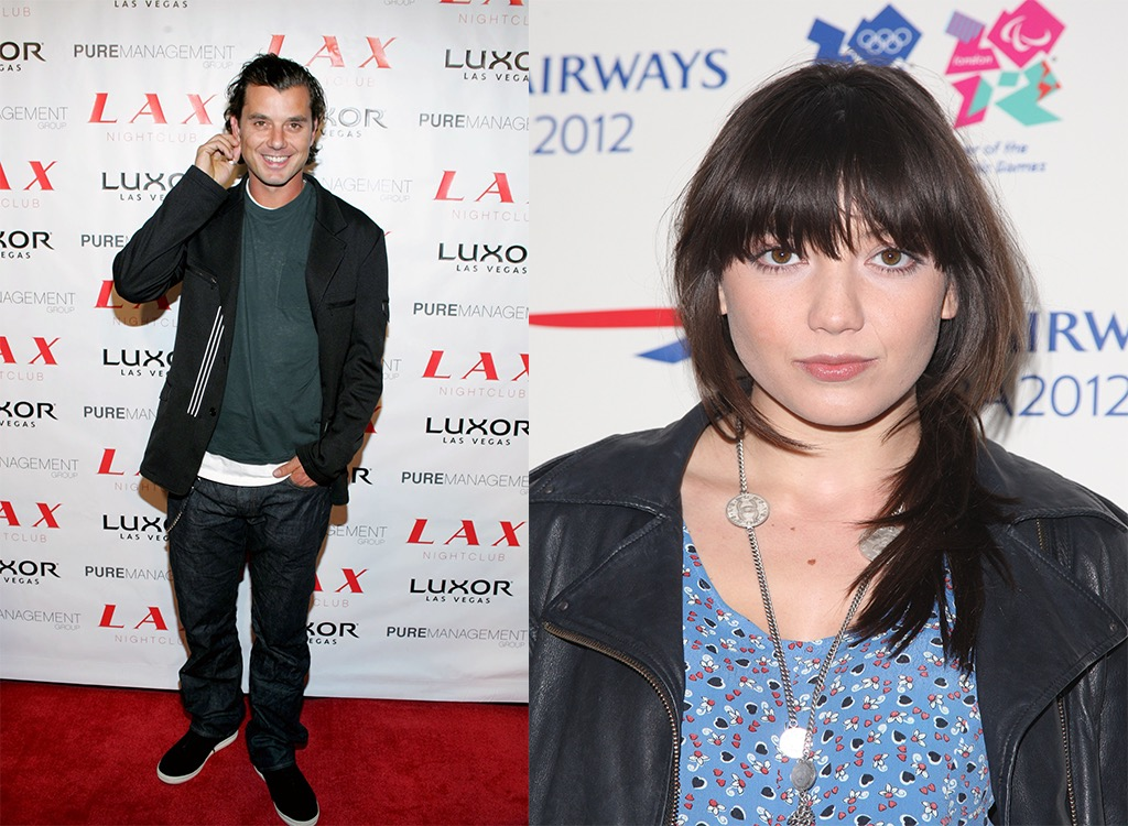 Gavin Rossdale and daughter Daisy Lowe
