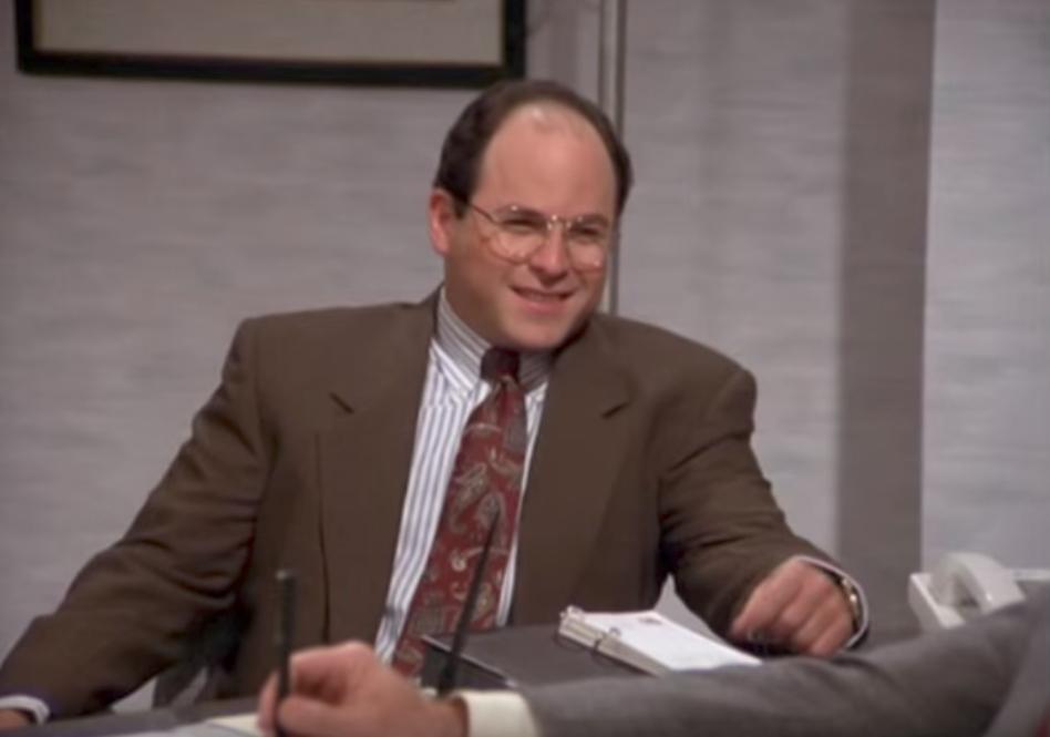 George Costanza Seinfeld Funniest Sitcom Characters