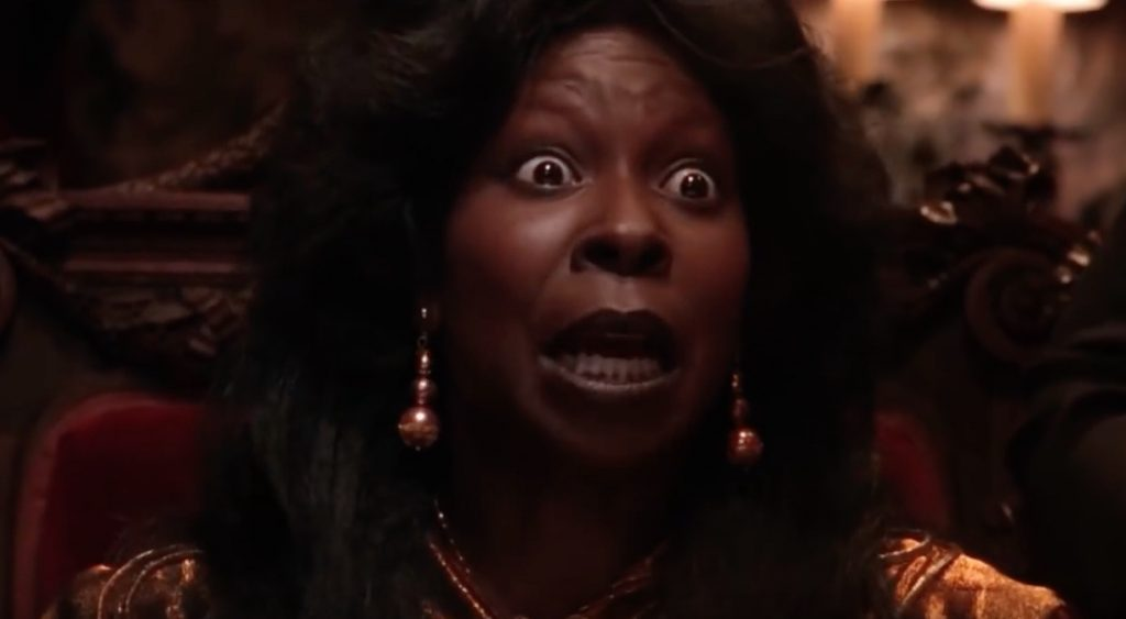 Oda Mae Brown Ghost, funniest movie characters