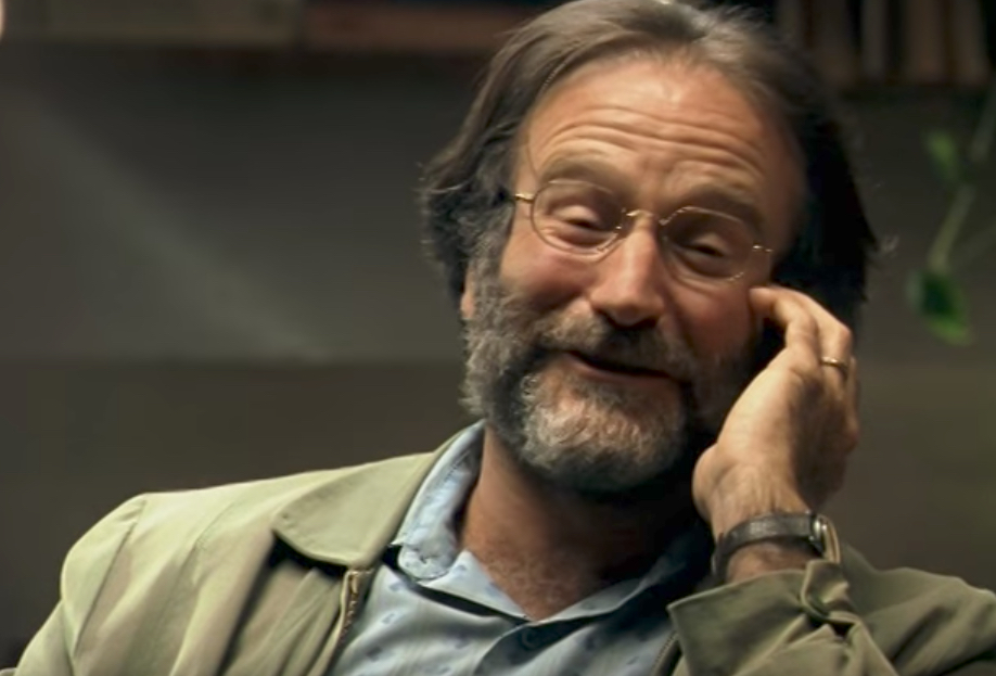 Good Will Hunting Robin Williams Jokes in Non-Comedy Movies