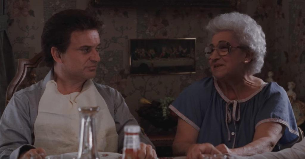 Goodfellas Dinner Scene Jokes in Non-Comedy Movies