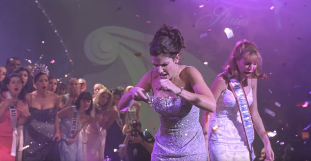 Gracie Hart Miss Congeniality, funniest movie characters