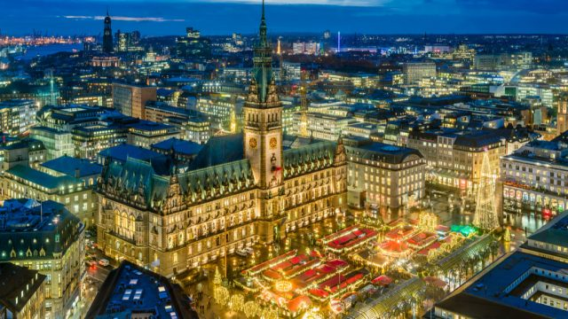 Hamburg, Germany Cleanest Cities in the world