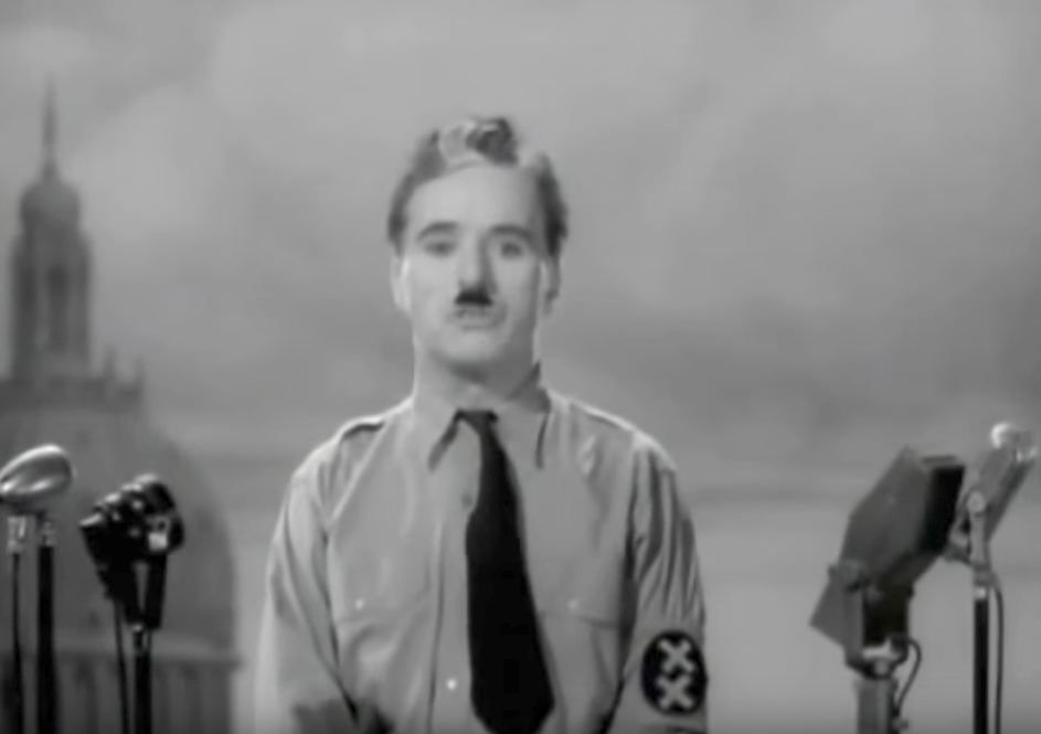 Hynkel The Great Dictator, funniest movie characters